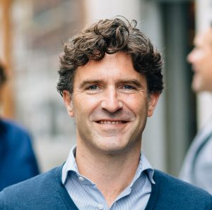 bux app founder Nick Bortot for finanzdiva.de
