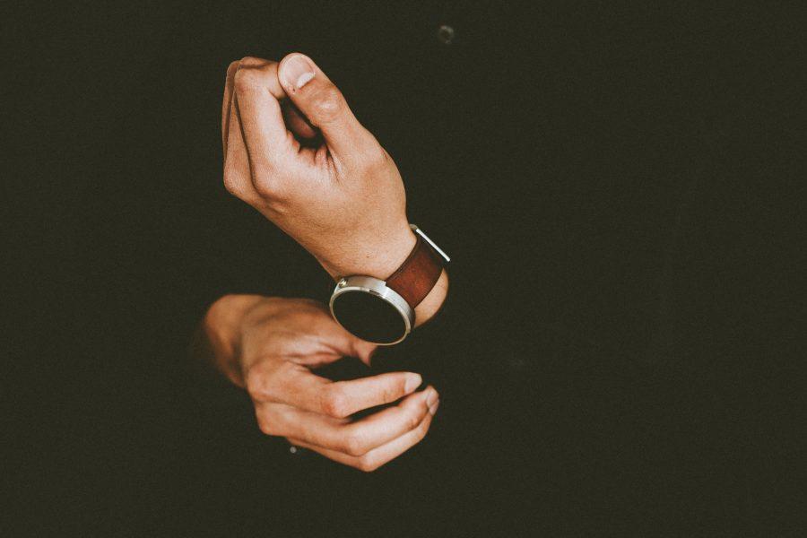 Die 3 Teile einer Uhr #1