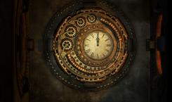 Die 3 Teile einer Uhr #2
