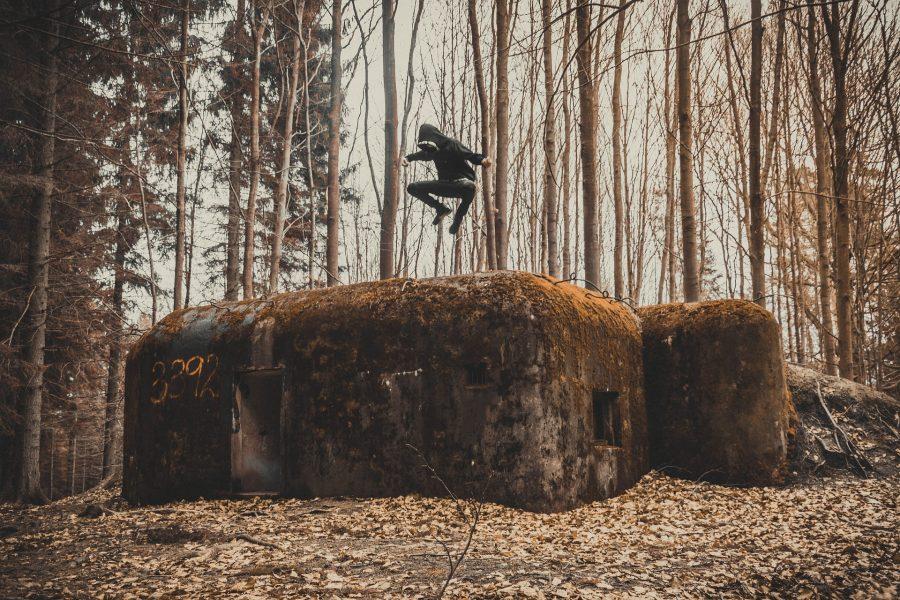 CoronALARM im Bunker