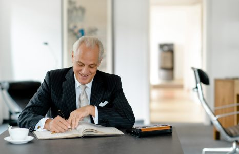 Video-Gast: Der letzte Gentleman-Börsianer